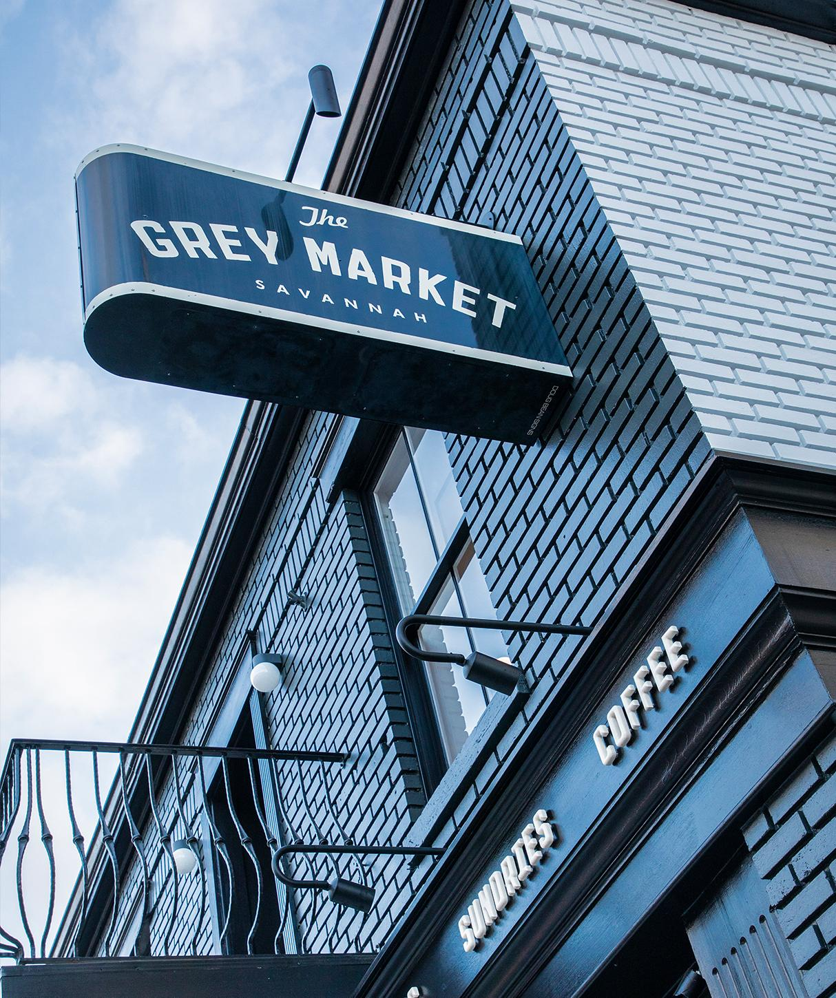 The Grey Market - 01